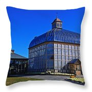 Rawlings Conservatory Throw Pillow