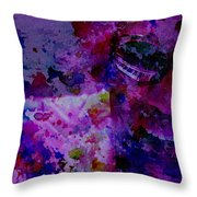 Ray Charles 2 Throw Pillow