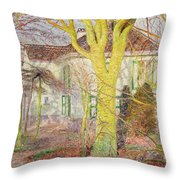 Ray Of Sunlight Throw Pillow