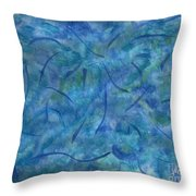 Raymonds Present Throw Pillow