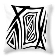 Razer Blade Throw Pillow