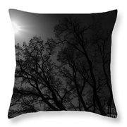 Reach 1 Remastered Throw Pillow