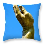 Hale And Sturdy Throw Pillow