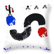 Read This Throw Pillow