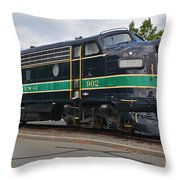 Reading 902 Throw Pillow