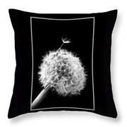 Ready For Blast Off Throw Pillow