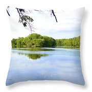 Ready For Change Throw Pillow