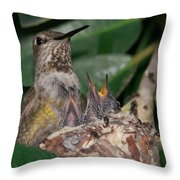 Ready For Lunch Throw Pillow