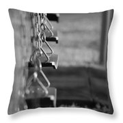 Ready For School Throw Pillow