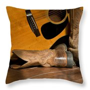 Ready For Tonight Throw Pillow