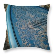 Ready For Waves Throw Pillow