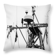 Ready To Navigate Throw Pillow