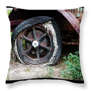 Ready To Rest Throw Pillow