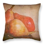 Readying For Autumn Throw Pillow