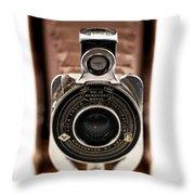 Readyset Royal Throw Pillow by John Rizzuto