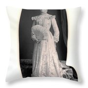 Real Class  Throw Pillow
