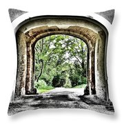 Realization Throw Pillow