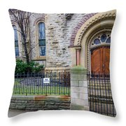 Really Throw Pillow