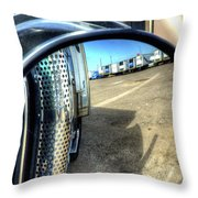 Rearview 34671 Throw Pillow