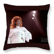 Reba Mcentire-58 Throw Pillow