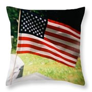 Recesky - Lest We Forget Throw Pillow