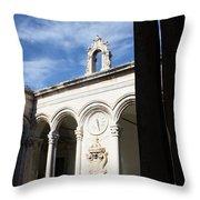 Rector's Palace Throw Pillow