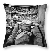 Red Cross: Mail, 1940 Throw Pillow