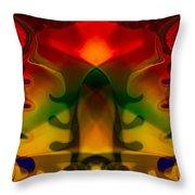 Red-eyes Black Dragon Throw Pillow