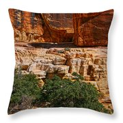 Red Rock Canyon 3 Throw Pillow