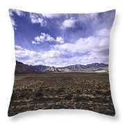 Red Rock Canyon Nevada Throw Pillow