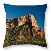 Red Rock Formation Sedona Arizona 30 Throw Pillow