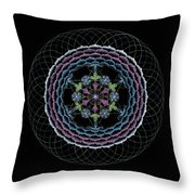 Redemption Throw Pillow by Keiko Katsuta