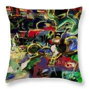 Redemption Prayer 14 T Throw Pillow
