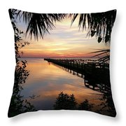 Redemption Sunrise  Throw Pillow