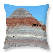 Redline Throw Pillow