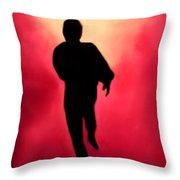 Redrun Throw Pillow