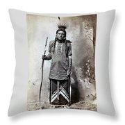 Ree 1880 Throw Pillow