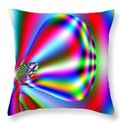 Reendru Throw Pillow