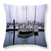 Refections Of Serenity Throw Pillow