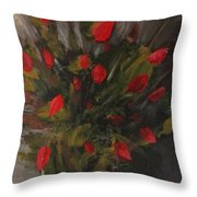 Refined. Throw Pillow