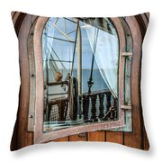 Reflecting Out To See Throw Pillow by Dale Kincaid