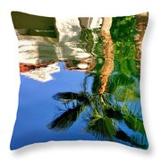 Reflection Gabezo And Trees 29478 Throw Pillow