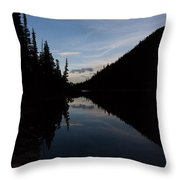 Reflection Of Dreams Throw Pillow