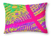 Reflections Four Throw Pillow