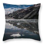 Reflections Of Alaska Throw Pillow