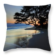 Reflections Of One Throw Pillow