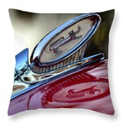 Reflections Of Pride Throw Pillow