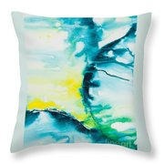 Reflections Of The Universe No. 2025 Throw Pillow