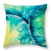 Reflections Of The Universe No. 2026 Throw Pillow