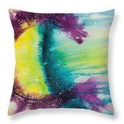 Reflections Of The Universe No. 2146 Throw Pillow
